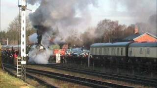 Great Central Railway Winter Steam Gala 2012 Thumbnail