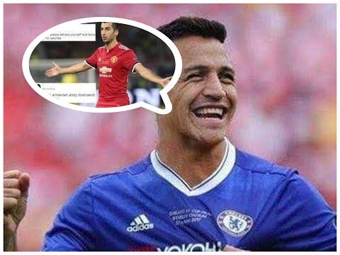 Mkhitaryan to Arsenal? Alexis to... Chelsea? WTF! And Tevez's hilarious transfer holiday