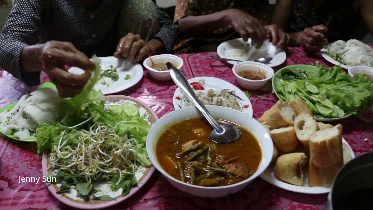 Download How We Eat Food At Home - Cambodian Family Food Eating At Home - Eating Food Compilation