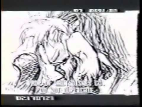 The Lion King-Can You Feel The Love Tonight Storyboard (1993)