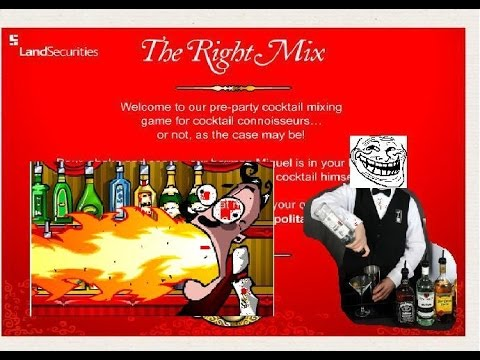 I'm the best bartender-The right mix-PC-Flash game - YouTube  I'm the bes...