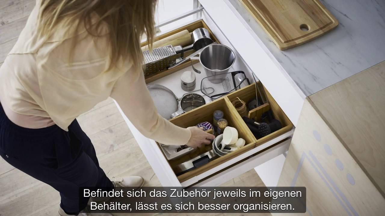Kuchenaufbewahrung Tolle Ideen Ikea Deutschland