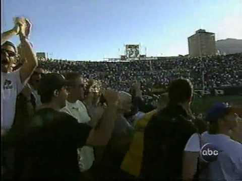 #24 Oklahoma at Colorado - 1999 - Football