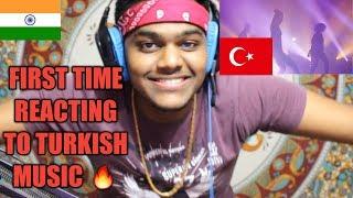 FIRST REACTION TO TURKISH MUSIC | Emrah Karaduman - Cevapsiz Cinlama ft. Aleyna Tilki Video