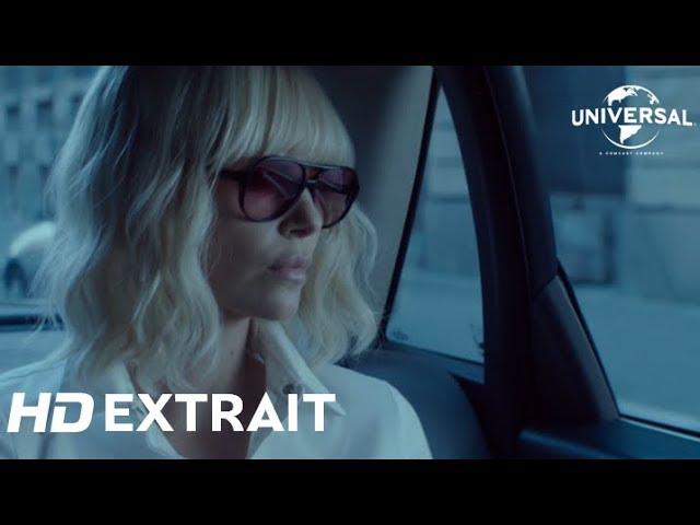 """Atomic Blonde / Extrait 1 """"Bienvenue à Berlin"""" VF [Au cinéma le 16 août]"""
