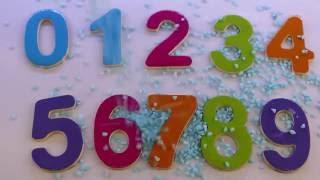 IMPARIAMO I NUMERI 0-9 - VIDEO PER BAMBINI