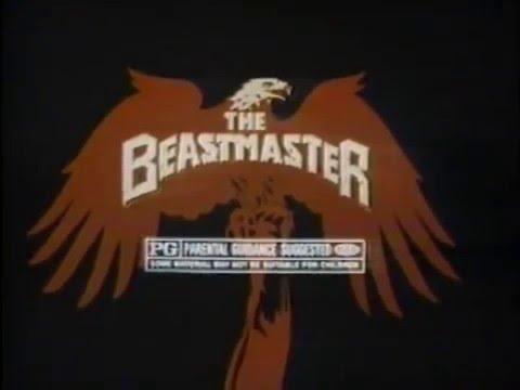 The Beastmaster 1982 TV Spot