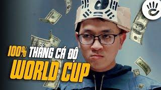 Tiết Lộ Bí Quyết Thắng Cá Độ Bóng Đá Mùa World Cup 2018