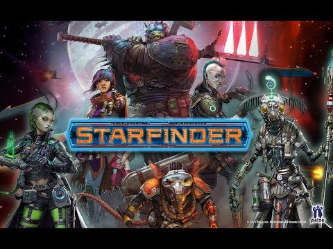 Tabletop Review: Starfinder Core Rulebook