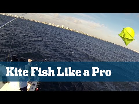 Kite Fish Like A Pro Tackle Tips Sailfish Dolphin - Florida Sport Fishing TV