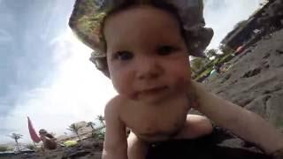 видео Отдых на Тенерифе с детьми и ребенком