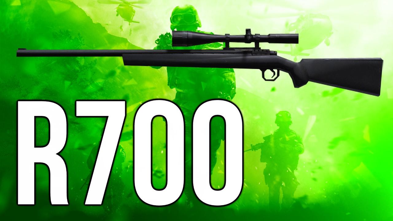 Download MWR In Depth: R700 Sniper Rifle