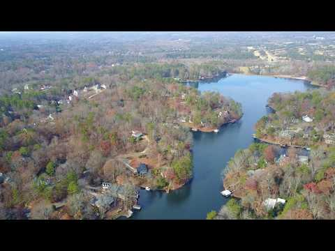 Berkeley Lake, Ga  Drone Flight Mavic Pro