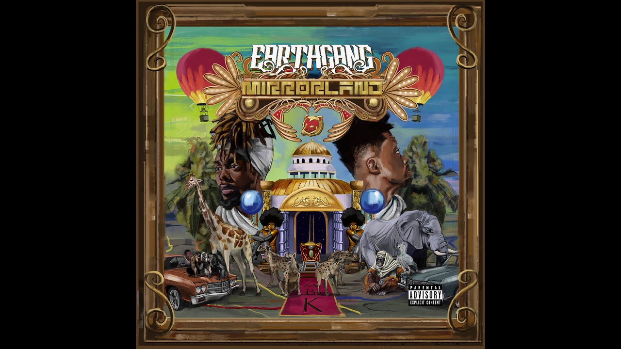 Download EARTHGANG –Bank (Official Audio)