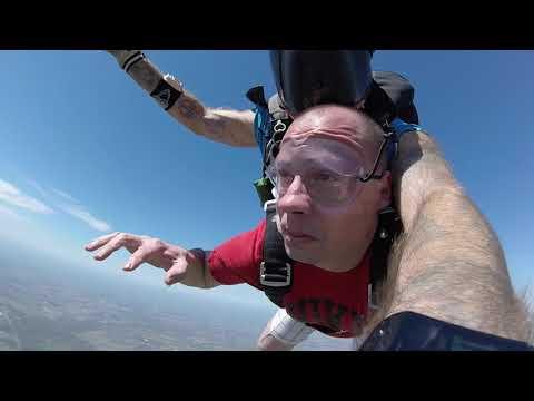 Tandem Skydive   Kranz from Liechtenstein