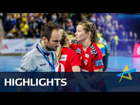 Metz Vs. Esbjerg | Highlights | Round 9 | Delo Women's Champions League 2019/20