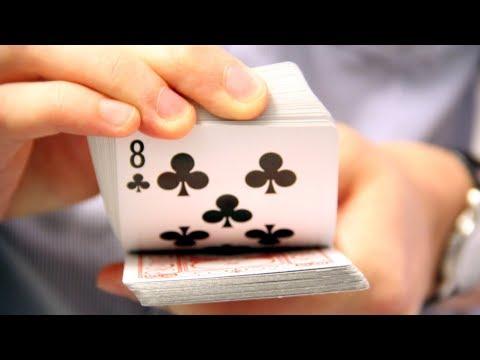 Вопрос: Как сделать фокус с 21 картой?