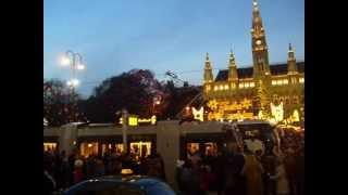 Vánoce ve Vídni-Christmas in Vienna