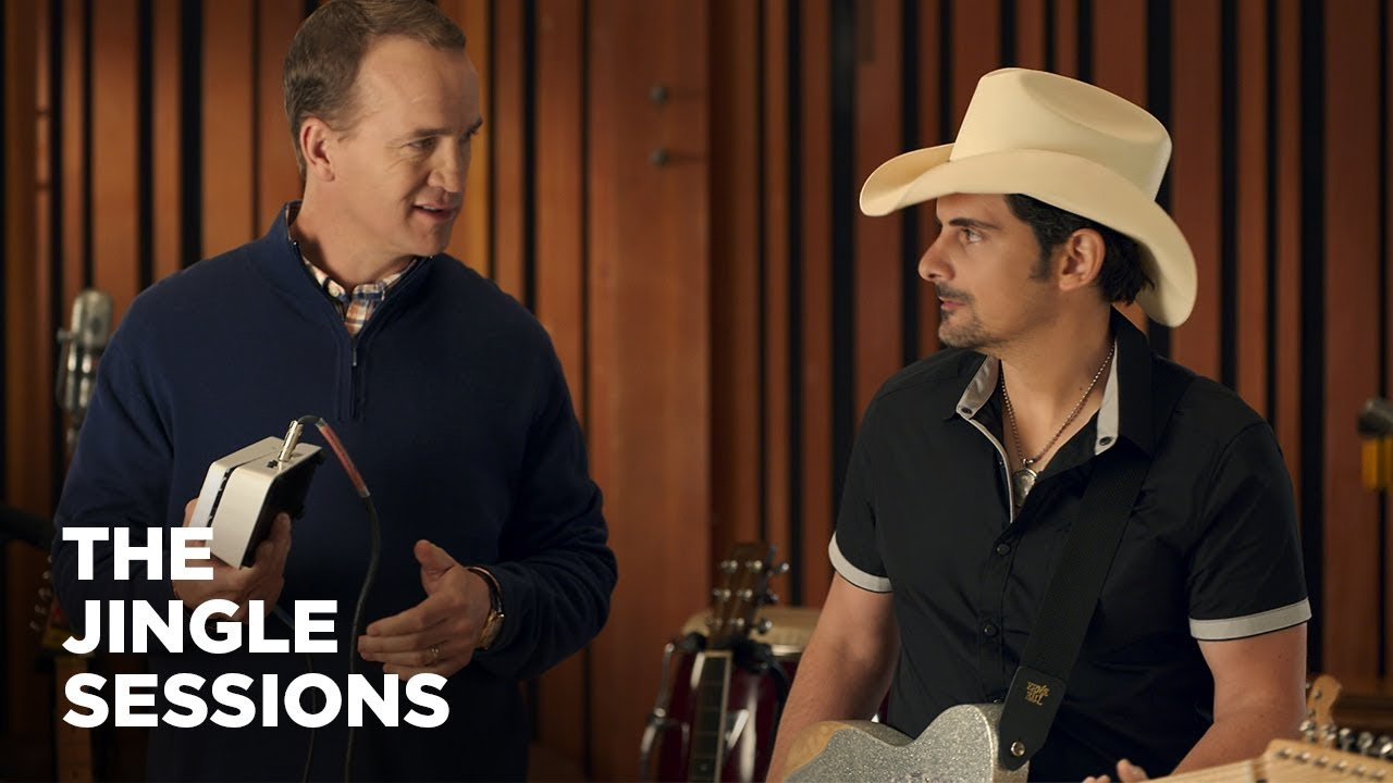Image result for peyton manning torments brad paisley nationwide