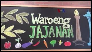 Gambar cover Waroeng Jajanan di Seattle, Washington - Liputan Diaspora VOA