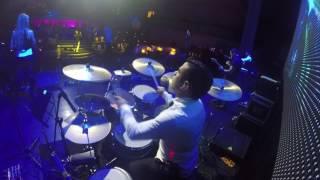 Bon Jovi Bed of Roses Drum cam (Cover) Gota Drums MP3