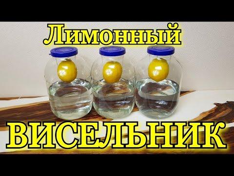 ЛИМОННАЯ ВОДКА ( ВИСЕЛЬНИК ) простой рецепт
