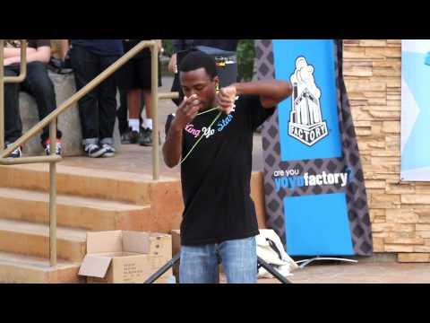 YoYoFactory Presents: Southern California YoYo Championship 2013 1a 2nd Joshua Ray