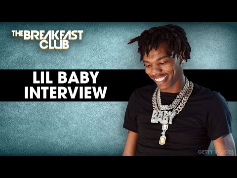 Lil Baby Speaks On Mental Health, Making Money Through The Pandemic, New Music + More
