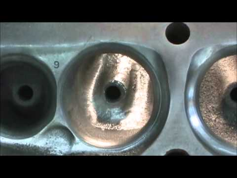 Imhoff SBC 186 Intake Port Roof and Guide Shaping 4.0