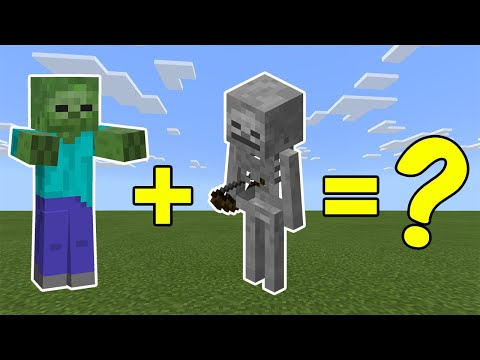i-combined-a-zombie-and-a-skeleton-in-minecraft---here's-what-happened...
