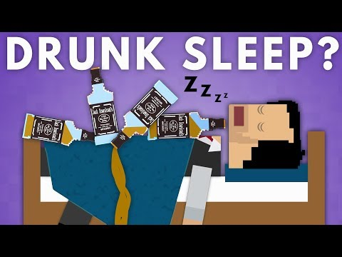 What Happens When You Go To Sleep Drunk?