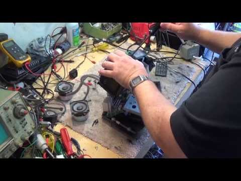 Bose Music System Repair Radio unit