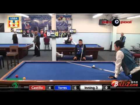 2016 USBA Nationals / #2 - Allen Castillo vs Miguel Torres