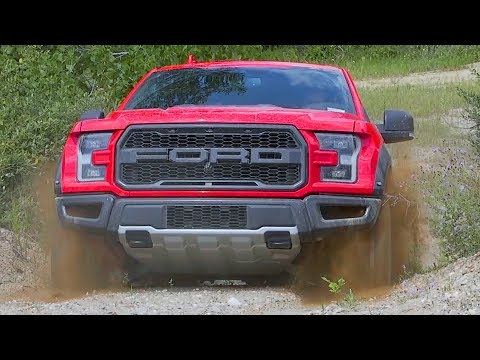 2019 FORD F150 RAPTOR – Trail Control – Demonstration
