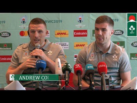 Andrew Conway & Luke McGrath Press Conference