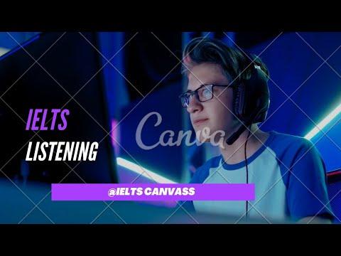 Community centre evening classes/ ielts listening 24 November 2020
