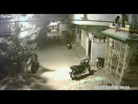 In kukatpally moosapet janatha nagar infront of my home