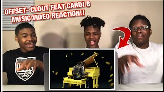 "OFFSET (FEAT. CARDI B) ""CLOUT"" OFFICIAL MUSIC VIDEO 