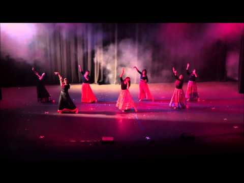 Barso Re - Aishwarya dance