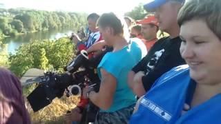 Мценск, К гора, съемки сериала Братаны