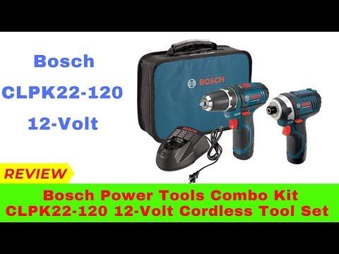 Bosch CLPK22-120 Review | 12 Volt