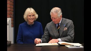 The Prince of Wales and The Duchess of Cornwall visit Hull
