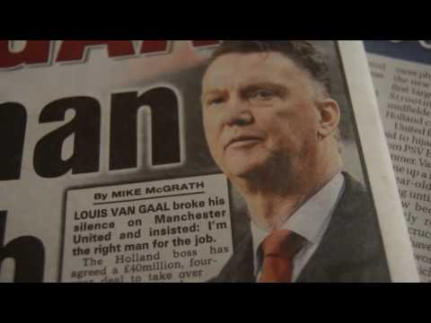 Van Gaal Gets Man Utd Job   Review the Back Pages Ep7   Part 1