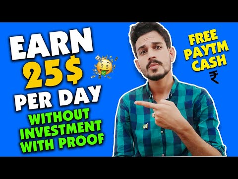 HOW TO EARN MONEY ONLINE 2019 - Easy Way To earn money online in 2019 - Make Money online 2019