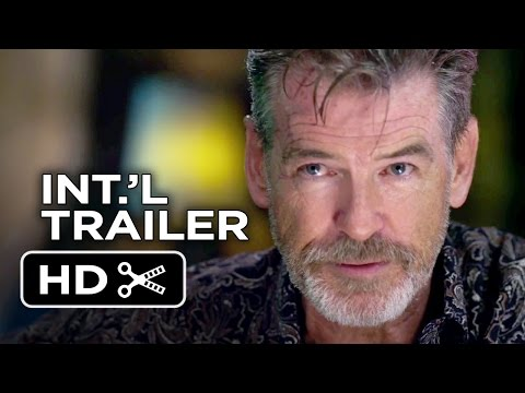 No Escape UK TRAILER 1 (2015) - Owen Wilson, Pierce Brosnan Thriller HD