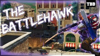 Nouvelle peau: BATTLEHAWK ( Fortnite - France #TBBtv