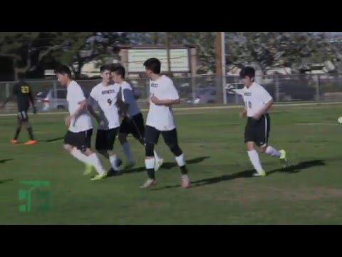Huskies Varsity Boys Soccer Highlights - Feb 5, 2016 (Fairmont Preparatory Academy)
