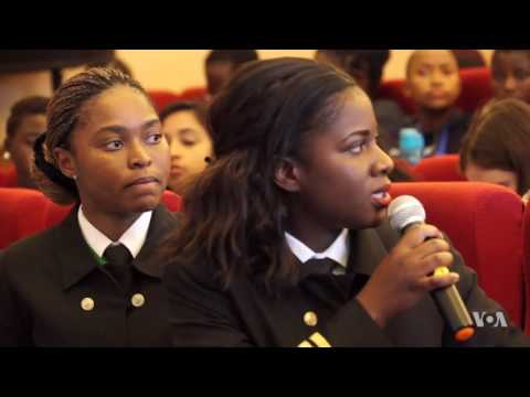 Teen Girls Gather in Malawi to Advance Science, Tech Skills
