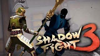 Shadow Fight 3 - ОБЗОР НОВОЙ ГЛАВЫ/ОРУЖИЯ/БОССОВ!