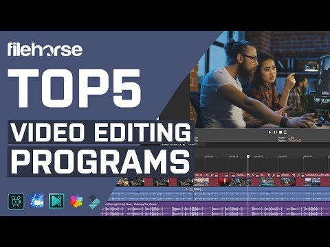 Top 5 Video Editing Programs For Windows PC (2019)